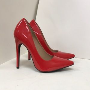 Babe-01 Pointed Toe Stiletto Pumps